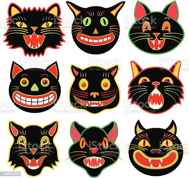 Halloween cat heads vector id165655938?b=1&k=6&m=165655938&s=612x612&h=yqatrgokvslqzy6mwcvyvbob0rtywv0habh8f0dag5g=