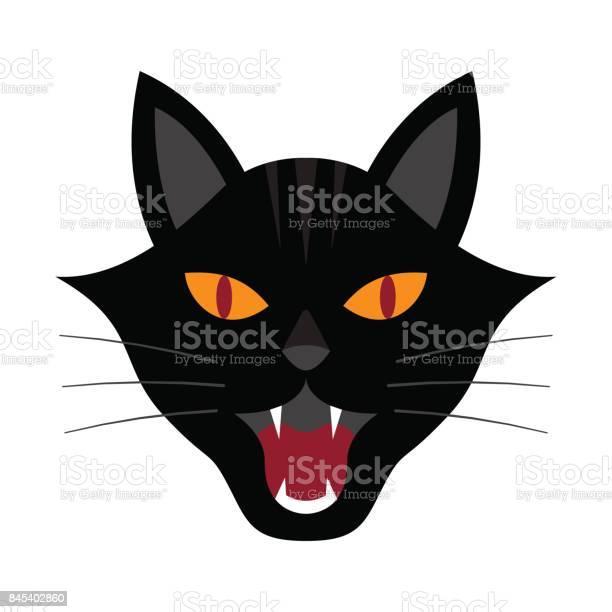 Halloween growl black cat head vector id845402860?b=1&k=6&m=845402860&s=612x612&h=ftme0tn24e14yjqzqpzodaarr aisa2zq3ptfz4tkoy=