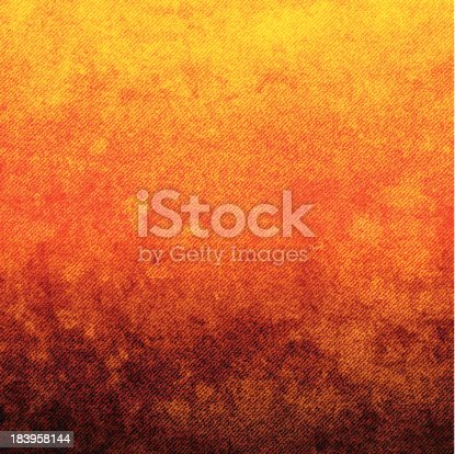 Realistic blank grunge canvas texture