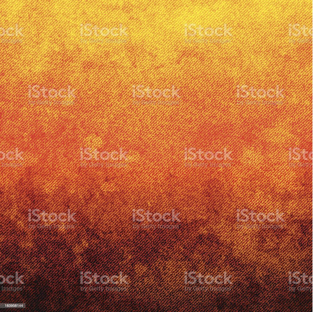 Halloween grunge canvas vector art illustration
