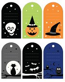 Halloween Icon Gift Tags