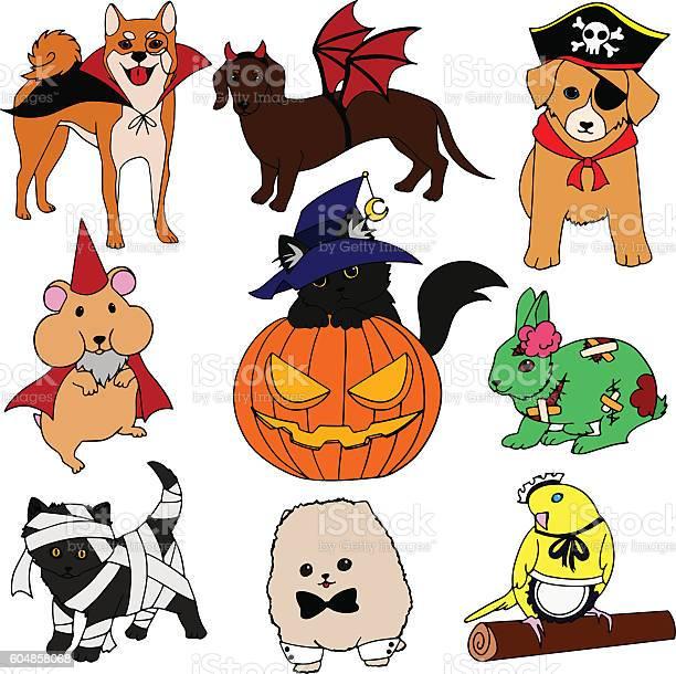 Halloween icons funny pets vector id604858068?b=1&k=6&m=604858068&s=612x612&h=yo1neom 6aigc asap7svg z6lehei7kncq j0mxsj4=