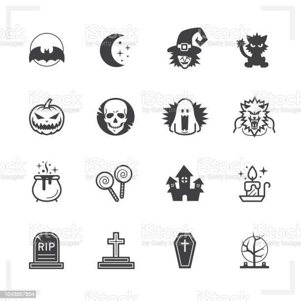 Halloween icons vector id1043557854?b=1&k=6&m=1043557854&s=612x612&h=9sfh gzbdvxhmhqc2nggehs1lo91zgtmxvwonjlvtw8=