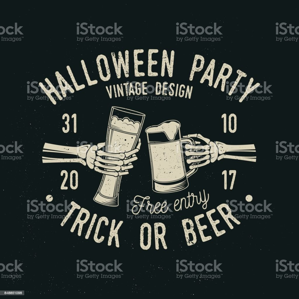 Halloween is coming concept. Vector illustration