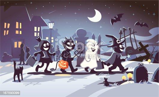 istock Halloween Kids 167593099