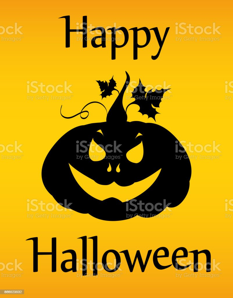 Halloween message boo from pumpkins vector words for invitations to halloween message boo from pumpkins vector words for invitations to a party or greeting m4hsunfo