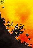 istock Halloween messagecard 1259151179