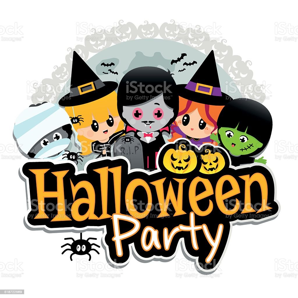 halloween party banner royalty free halloween party banner stock vector art more images