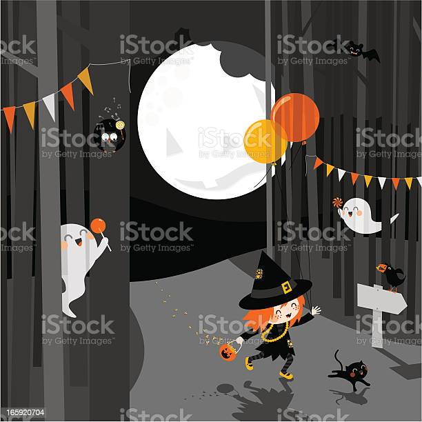 Halloween party cartoon illustration vector id165920704?b=1&k=6&m=165920704&s=612x612&h=kuqkruklv jxfxr2ijjhtumiy0uvqlveaz5zysyodq4=