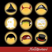 Halloween Party Hats