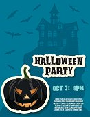 Halloween Party Invitations & Posters