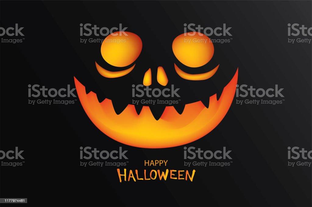 Ilustración De Invitación De Fiesta De Halloween Con