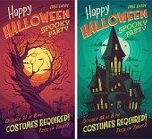 istock Halloween posters 513646355