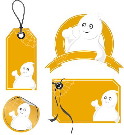 Halloween Price Tag