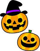 Halloween pumpkin _ 2
