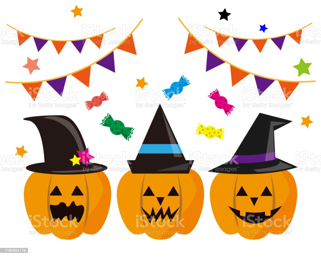 Halloween Pumpkin Vector.Halloween Pumpkin Vector Illustrationjack O Lantern Stock