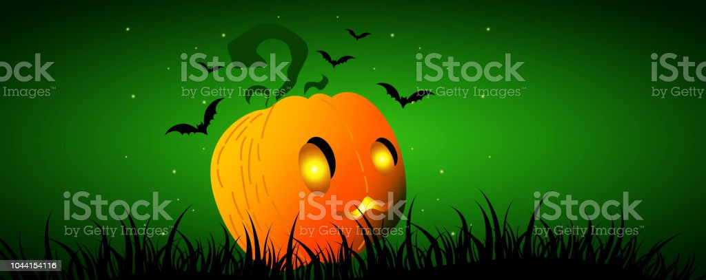 halloween pumpkins website spooky or banner template backgrounds