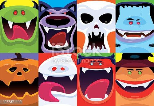 istock halloween scary characters 1277371112