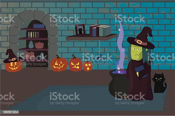 Halloween scene witch in dungeon vector id165591634?b=1&k=6&m=165591634&s=612x612&h=x6iuctow0ybl3idxdvgnkuqbbnabwee5aj9q4ezgzju=