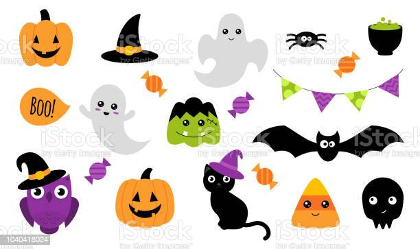 Halloween stickers isolated on white vector vector id1040418024?b=1&k=6&m=1040418024&s=612x612&h=nppjpxte3cygakq6ybm4o7bbotanl6xt35bohmlhfey=