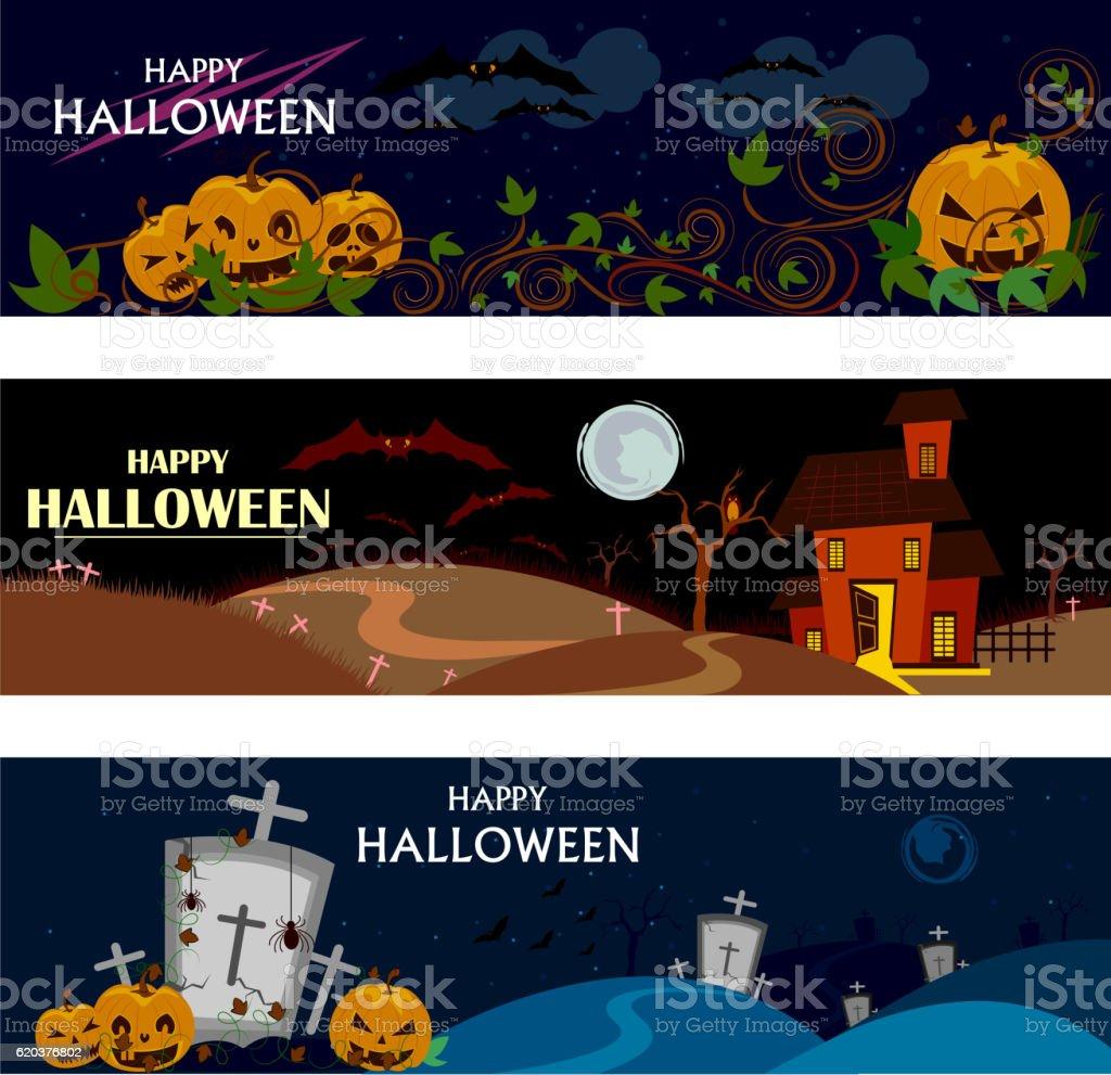 Halloween theme background halloween theme background - stockowe grafiki wektorowe i więcej obrazów cmentarz royalty-free