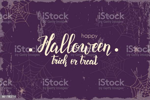 Halloween vintage background with hand made lettering sketch banner vector id851780214?b=1&k=6&m=851780214&s=612x612&h=swhq4tdvpnqqud 6rfphmma1vmqiifaxg6r l89wkku=