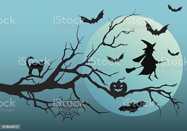 Halloween witch and bats vector vector id516440121?b=1&k=6&m=516440121&s=612x612&h=cxy28uelkpjkcwkylmeiclxwbn estxft9tjpv6mawi=