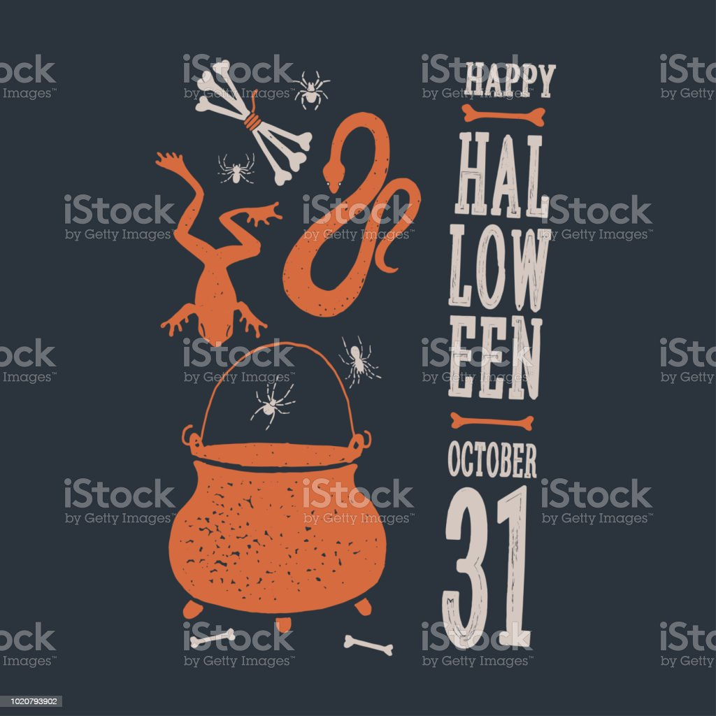 halloween witch objects witchcraft and magic stock vector art more