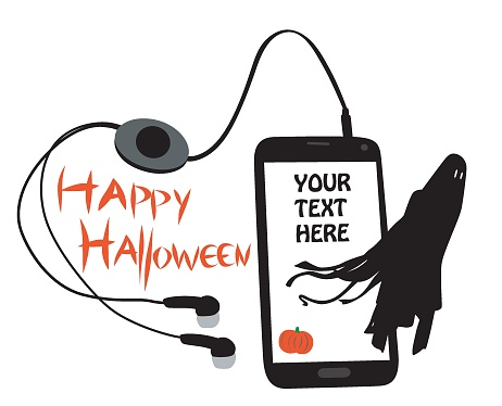 HalloweenCellphone