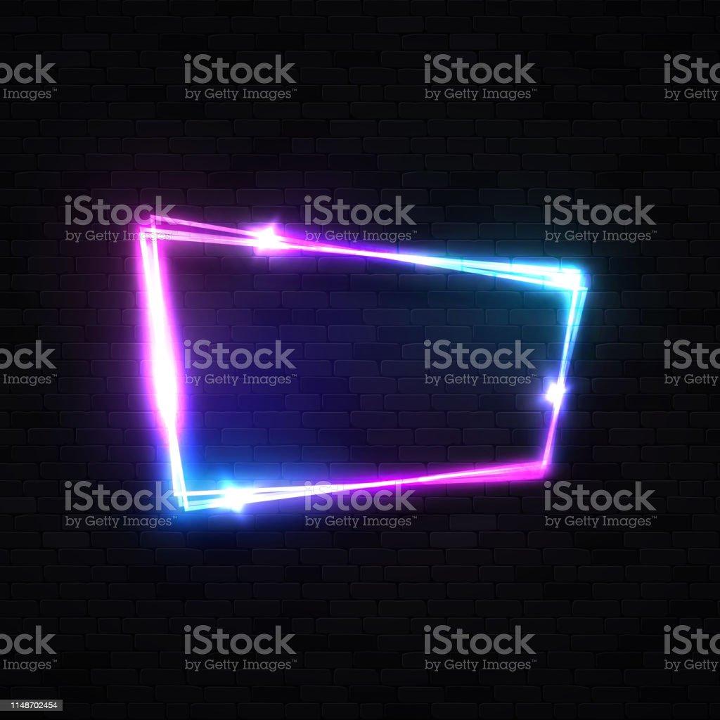 De Halogène Au Coloré La Brillant Enseigne Led Cadre Lampe Néon OkNXwP8n0
