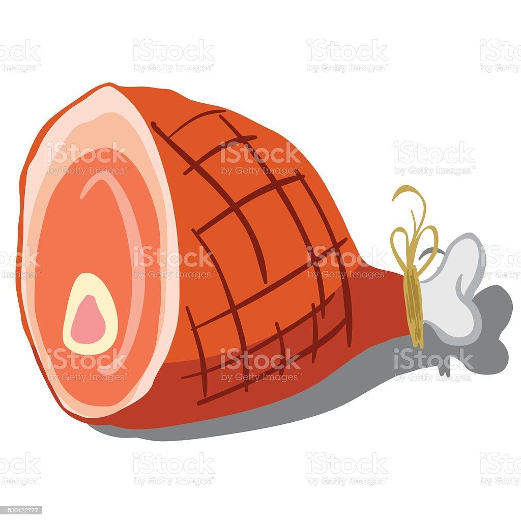 royalty free ham clip art vector images illustrations istock rh istockphoto com ham clipart images clipart ham radio