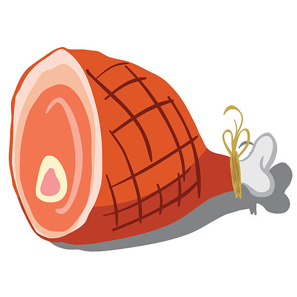 Royalty Free Ham Clip Art, Vector Images & Illustrations ...