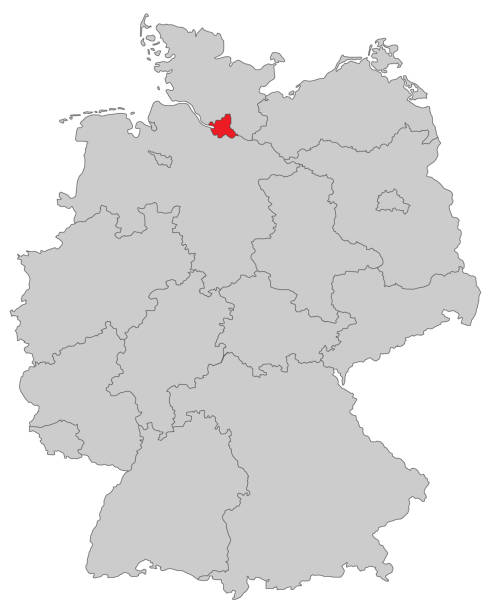 Hamburg – Vektorgrafik