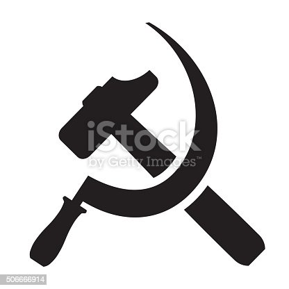 istock hammer and sickle 506666914