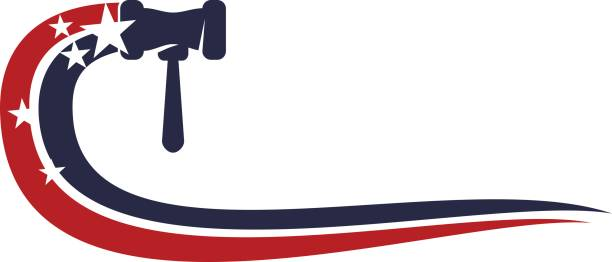 hammer-kanzler-auktion - kanzlerin stock-grafiken, -clipart, -cartoons und -symbole