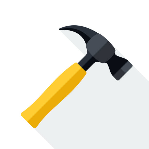 Royalty Free Hammer Clip Art, Vector Images ...