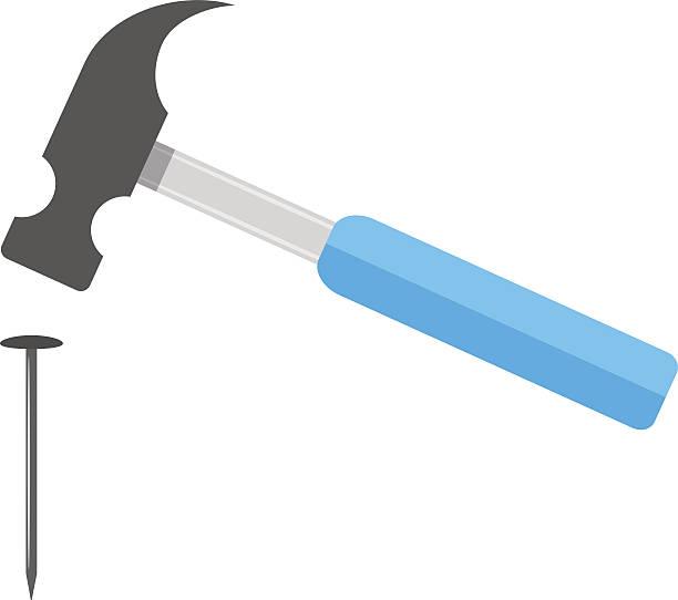 Vector Illustration Hammer: Royalty Free Hammer Clip Art, Vector Images