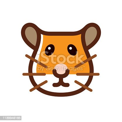 Vector illustration. Flask with emoticon. Vector EPS 10, HD JPEG 4000 x 4000 px