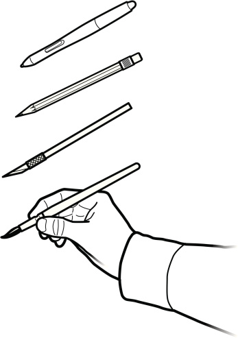 Hand and Art Tools