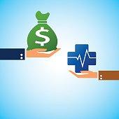 hand bring money pharmacy Heartbeat
