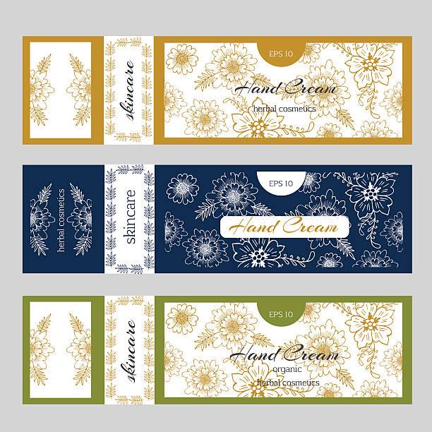 hand cream - naturseife stock-grafiken, -clipart, -cartoons und -symbole