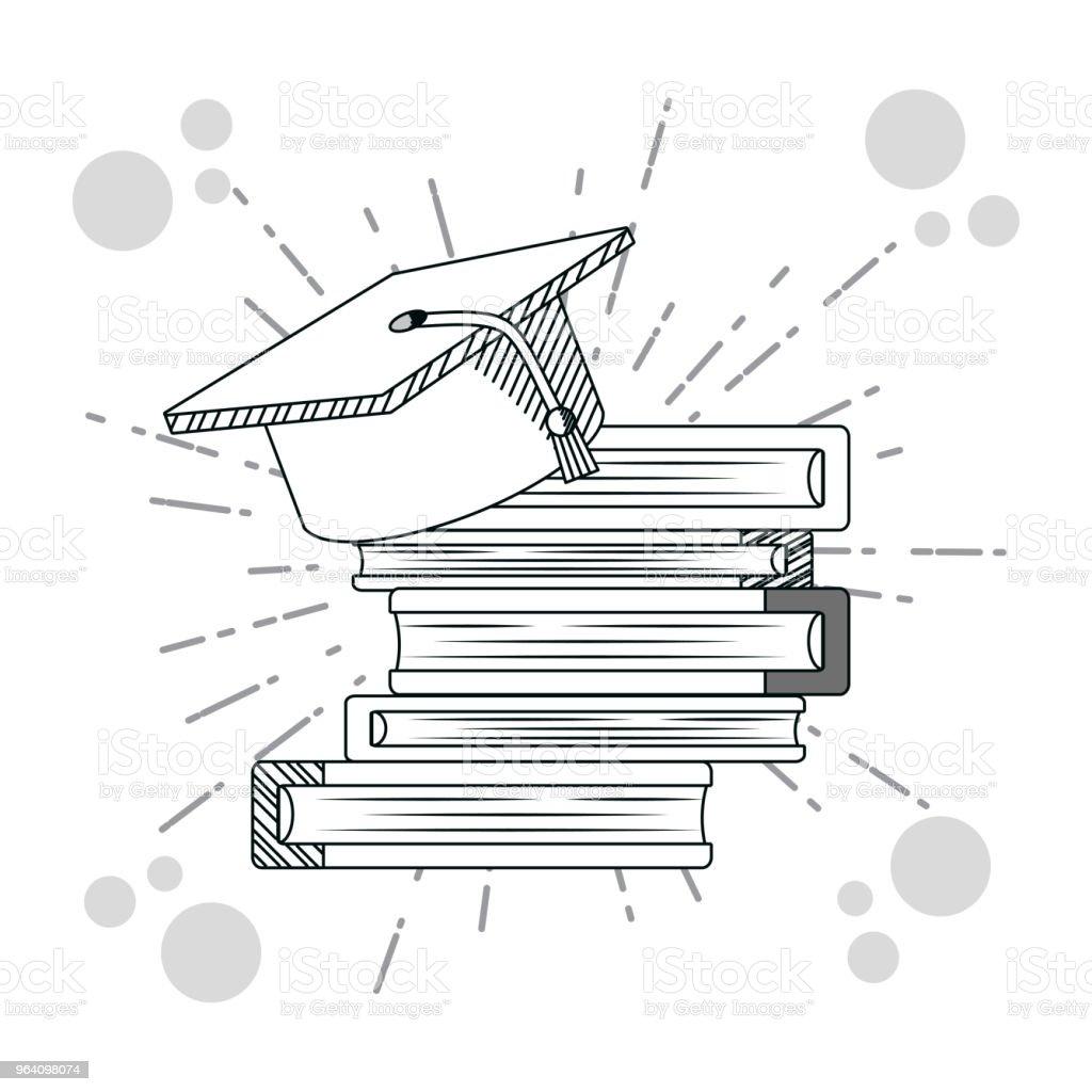 Hand Zu Bildung Karikaturen Zeichnen Stock Vektor Art Und Mehr