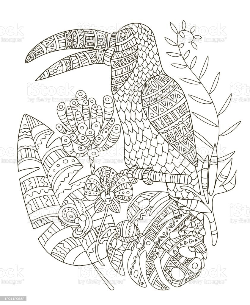 Welcome to Dover Publications Creative Haven Beautiful Flower ...   1024x841