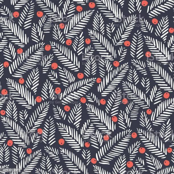 Hand drawn abstract christmas foliage red holy berries on dark vector id1030013372?b=1&k=6&m=1030013372&s=612x612&h=ln8lml tm5q mhcrkop2zhfhvg4c84w1qpxtnqzzlhu=