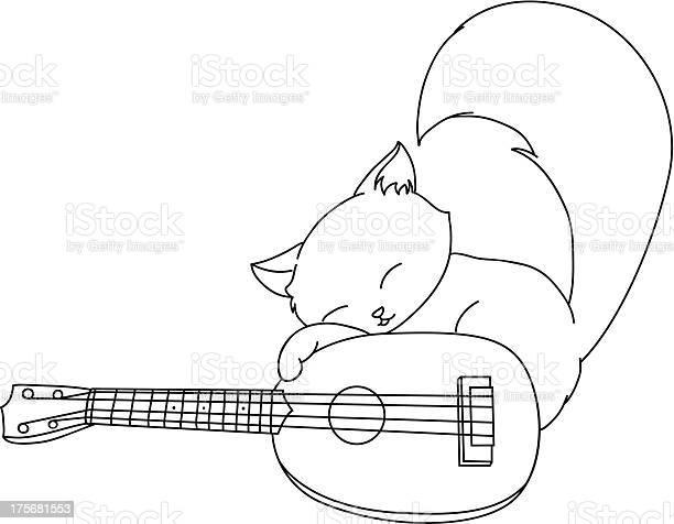 Hand drawn cat playing ukulele vector id175681553?b=1&k=6&m=175681553&s=612x612&h=f9tmfzp5fqrcnnjxkgbd8qwxhhn5coo9u 7n9eglhhq=