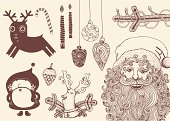 Vector file of the hand drawn and digitaly created pieces. JPEG and PDF files are included in the bundle.