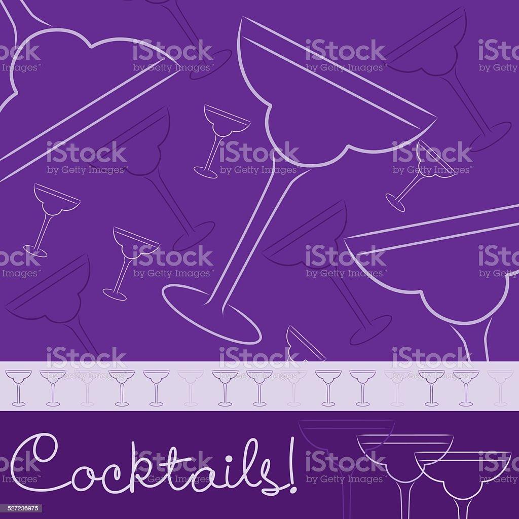 Cocktail Karte.Hand Drawn Cocktailkarte Im Vektorformat Stock Vektor Art Und Mehr