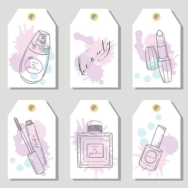 Vectores de Pintar Uñas Diseños y Illustraciones Libre de Derechos ...