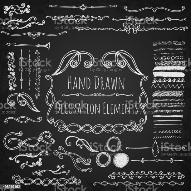 Hand drawn decoration elements vector id496515162?b=1&k=6&m=496515162&s=612x612&h=whuitev2jxel01svzqi5dy7as7h y0cuxbrnxpkdtry=