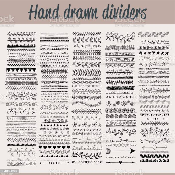 Hand drawn dividers vector id640828566?b=1&k=6&m=640828566&s=612x612&h=khfn 55teyvbdewby qkr2qm9b2cj 5utpuxnogglsi=